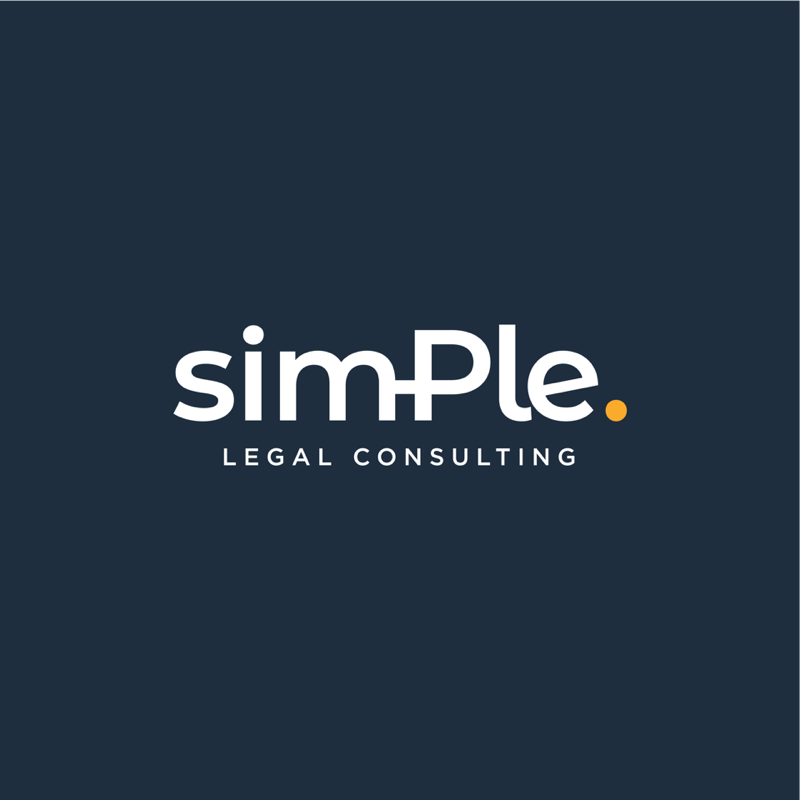 Simple Legal Consulting Logo