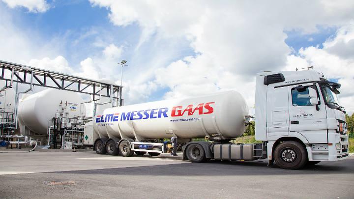 Messer Group Vende Su Filial Peruana A Empresa Chilena