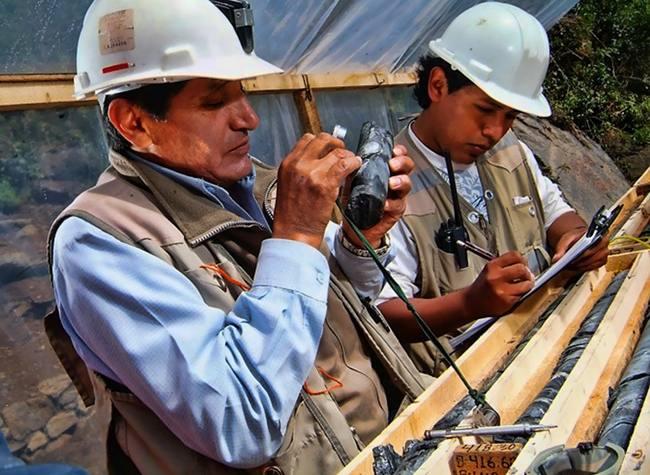 Los estudios de lexploración de la mina se iniciaron en 2008