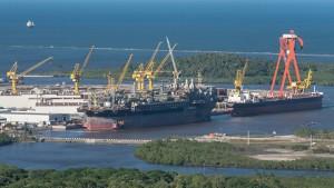 Prumo Logística se asocia con Oiltanking