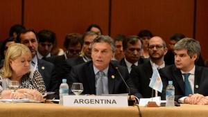 El desafío de Macri: Holdouts en Argentina