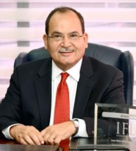 José Evenor Taboada, presidente de Consortium Legal Nicaragua
