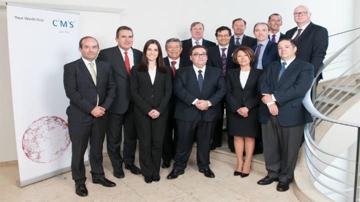Carey & Allende, GRAU Abogados y Rodríguez Azuero se integran a CMS