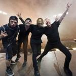 Metallica recupera su marca en Chile