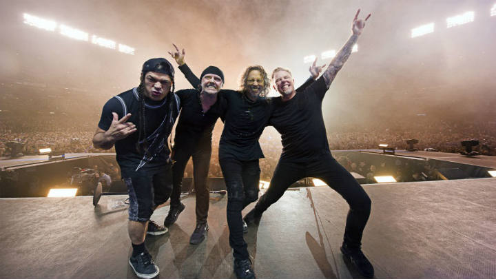 Inapi anula registro de marca concedido a un tercero en Chile y se lo otorga a Metallica