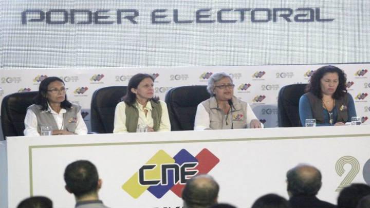 El gobierno venezolano avanza a toda costa con el fraude constituyente