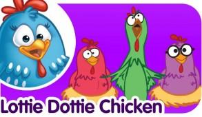 Propietaria de Lottie Dottie Chicken gana demanda contra importadora que copiaba la marca en Brasil