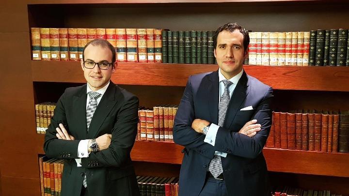 Juan Camilo de Bedout y Juan David Velasco